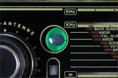 graetz sinfonia 4r-221 tuning indicator
