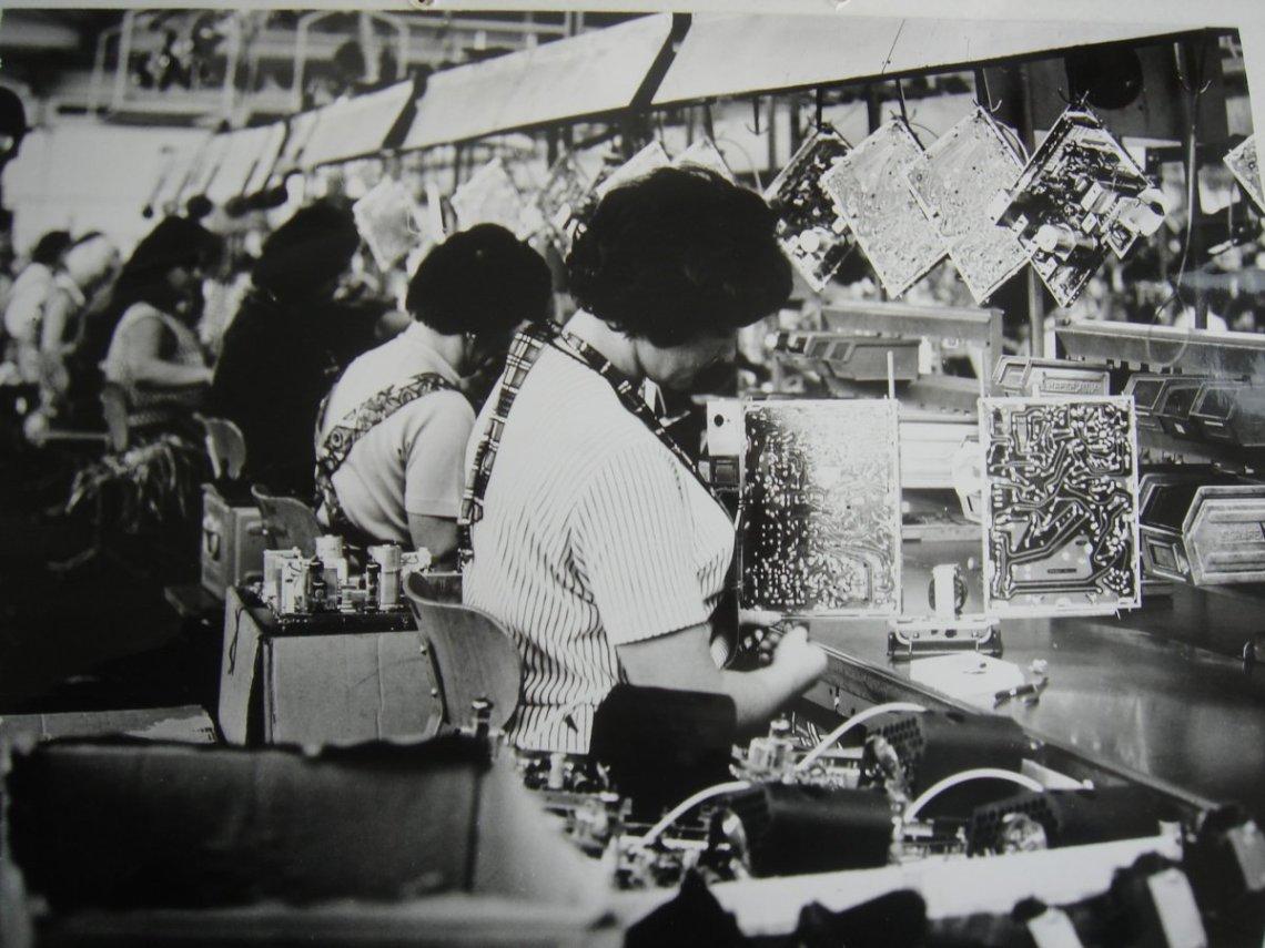 Saba Factory - Villingen - 1960