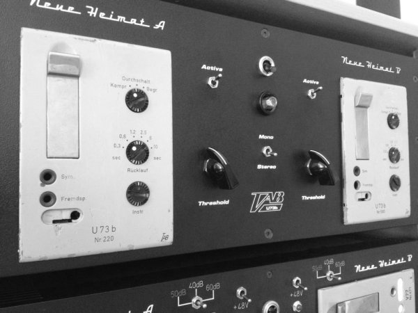 Telefunken U73b Compressor