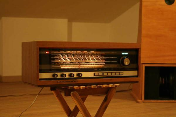 Korting Neckermann Stereo Steuergerät 821/80 – it