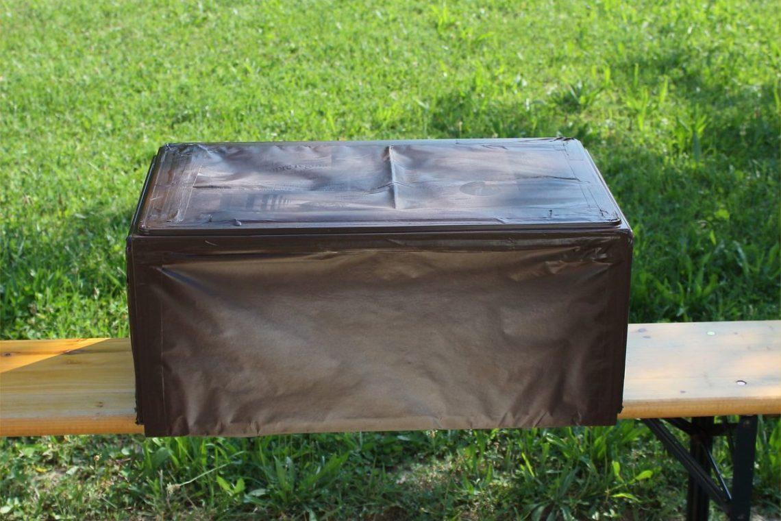 Brionvega RR126 Case restoring