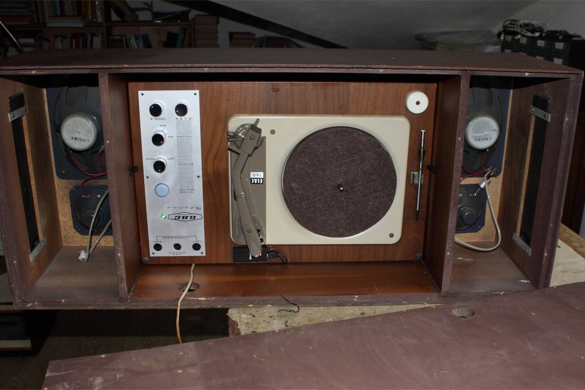 GBC Stereo Halifax FV-81