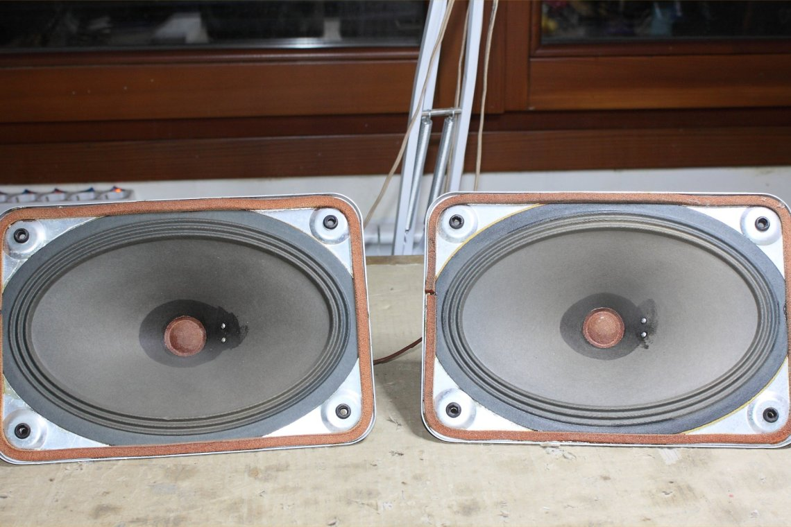 Imperial I350W Stereo