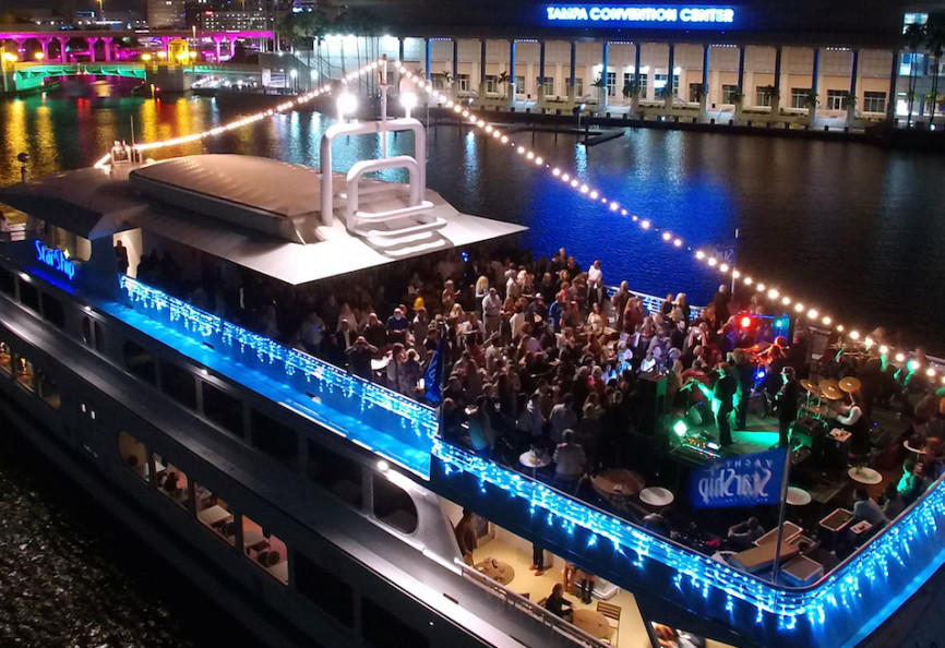 Yacht For Private Parties In Goa Luxury Rental