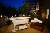 Sabi Sabi Romantic Bath