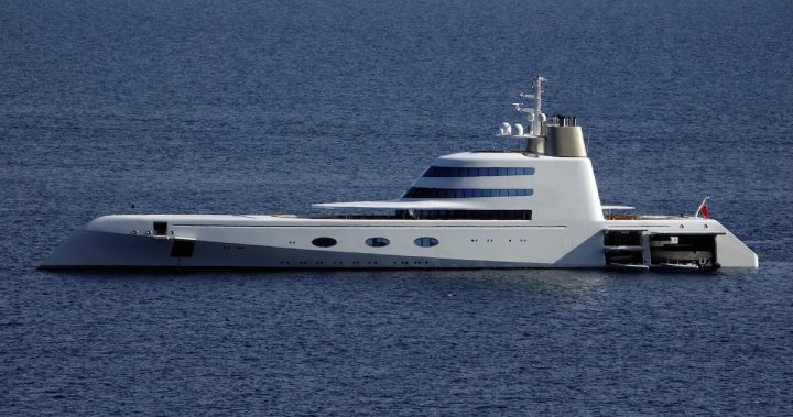 The Top 10 Luxury Yachts You Need to Know luxury yachts The Top 10 Luxury Yachts You Need to Know Motor Yacht A