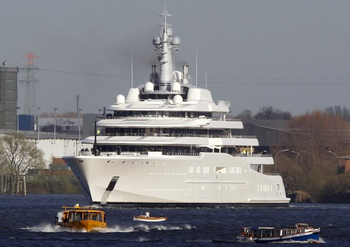 The Top 10 Luxury Yachts You Need to Know luxury yachts The Top 10 Luxury Yachts You Need to Know The Eclipse