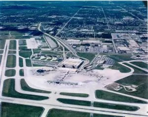 Milwaukee General Mitchell International Airport MKE