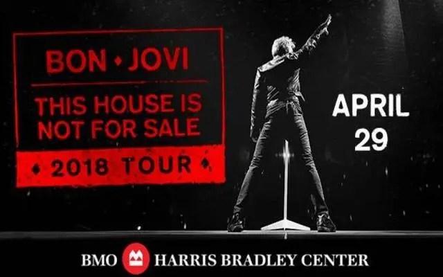 Bon Jovi ‑ This House Is Not For Sale ‑ Tour