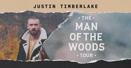 Justin Timberlake: Man of the Woods Tour – Milwaukee – September 21, 2018