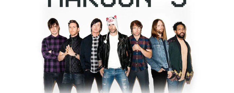 Maroon 5: Red Pill Blues Tour 2018 – Milwaukee – September 16, 2018