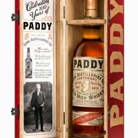 Paddy Centenaire 43% 7 ans d'âge, un grand whisky