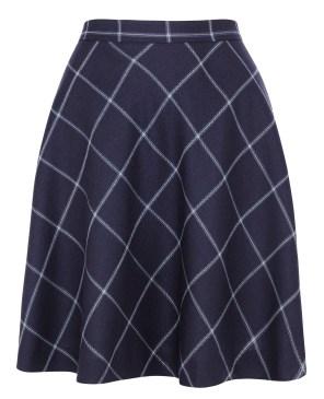 Best Of British - Check Skirt