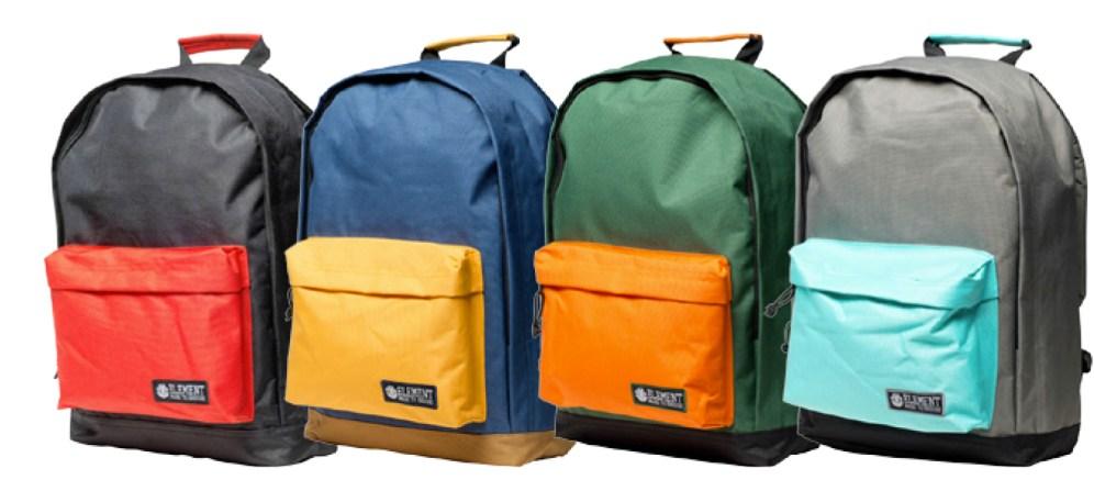 Spring-Mens-2014-Element-backpack-1