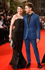Anne Dorval & Xavier Dolan - 22/05   MOMMY - Festival de Cannes