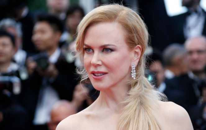 "Cannes 2014 - La montée des marches de ""Grace de Monaco"" Nicole Kidman, à la projection du film ""Grace de Monaco"". Photo : AFP"
