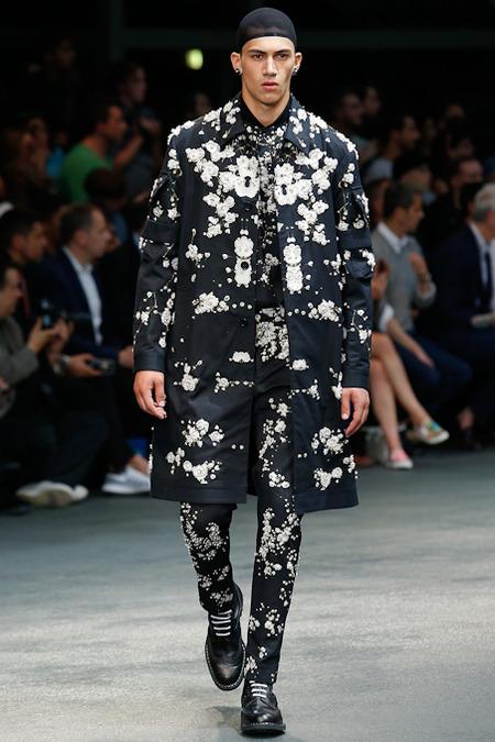 L'Homme Printemps Été 2015 Givenchy