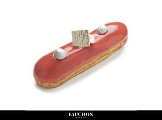 Éclair Foie gras et fraise