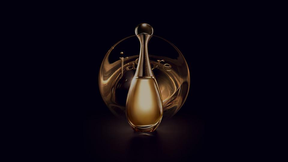 J-ADORE - Dior - The Future is Gold