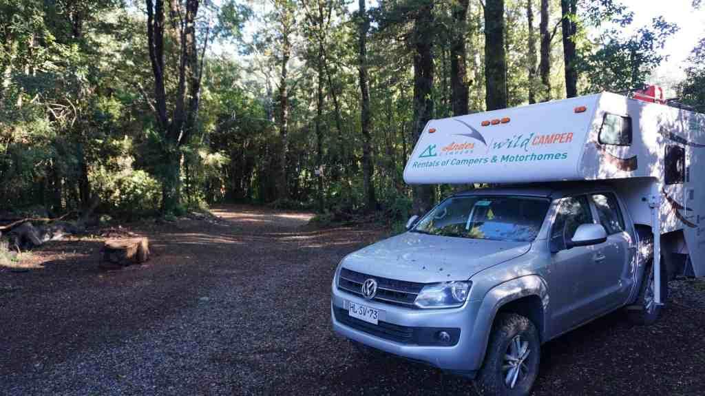 Pucon Kayak Hostel, Campervan Chile - The Traveller's Guide By #ljojlo