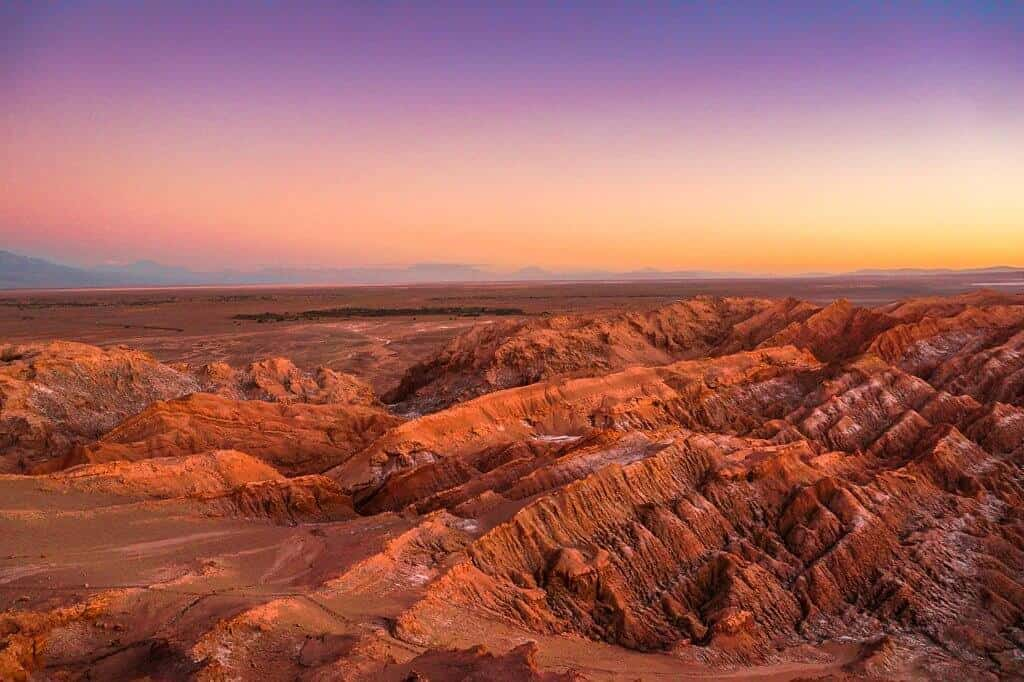 8 Reasons To Add Chile To Your Bucket List - Desert, San Pedro - The Traveller's Guide By #ljojlo