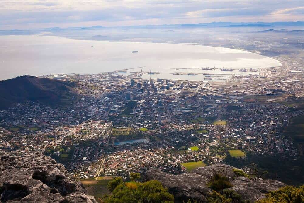 Ideal Cities For A Long Layover - Cape Town - The Traveller's Guide By #ljojlo