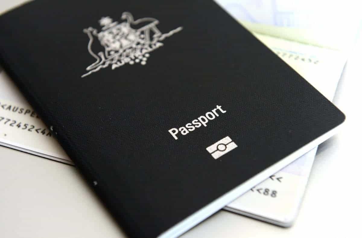 Australian Passport - The Traveller's Guide By #ljojlo