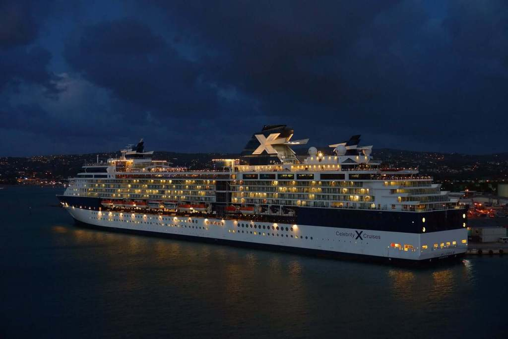 Night - Cruise Instead of Fly
