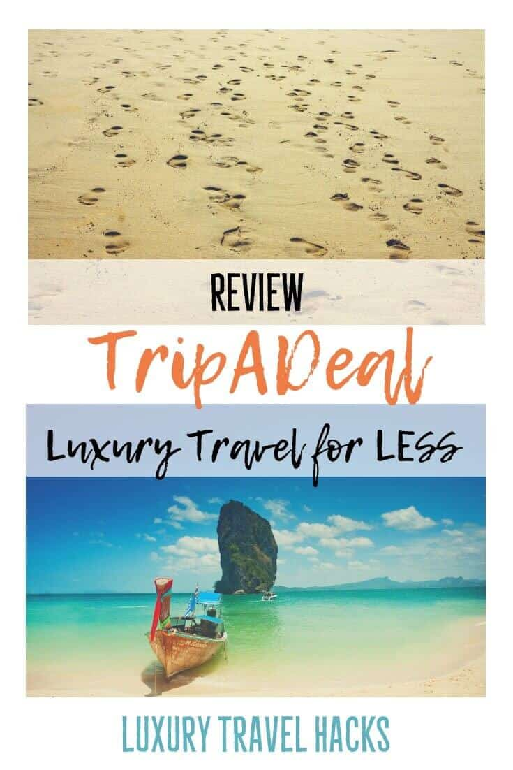 #TripADeal Review: Book your Way Through your #BucketList for LESS - #Luxury #TravelHacks