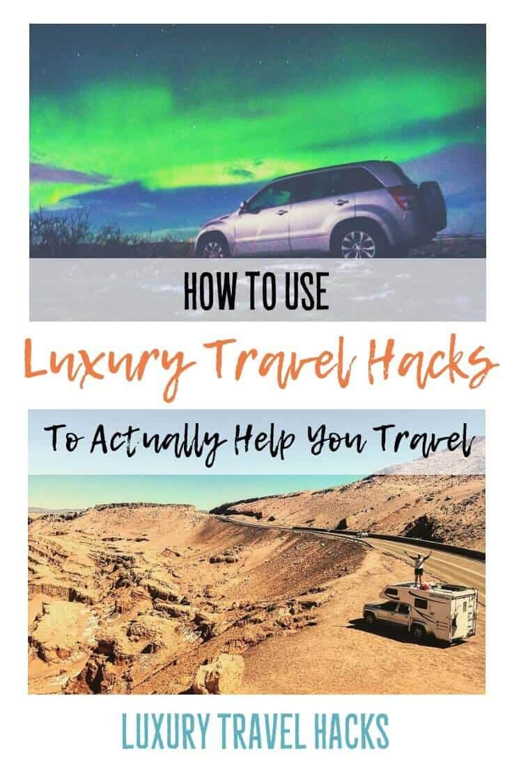 How To Use #Luxury #TravelHacks To Actually Help You #Travel - Luxury Travel Hacks