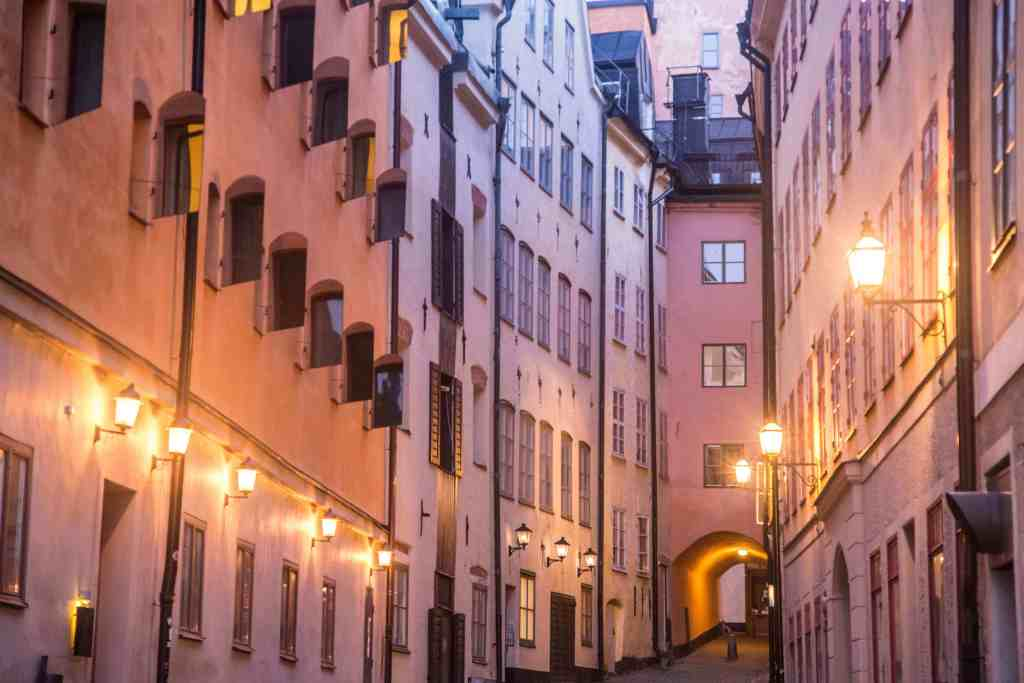 Stockholm, Sweden - Explore Europe During Long Layover Flights