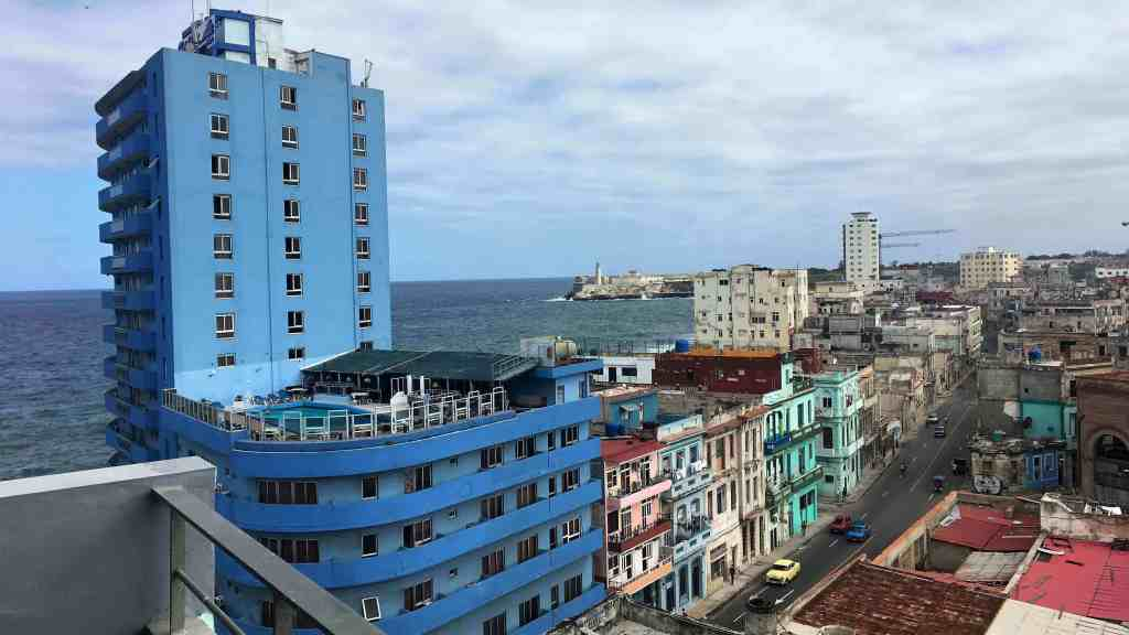 Airbnb Havana - View From Balcony - Luxury Travel Hacks