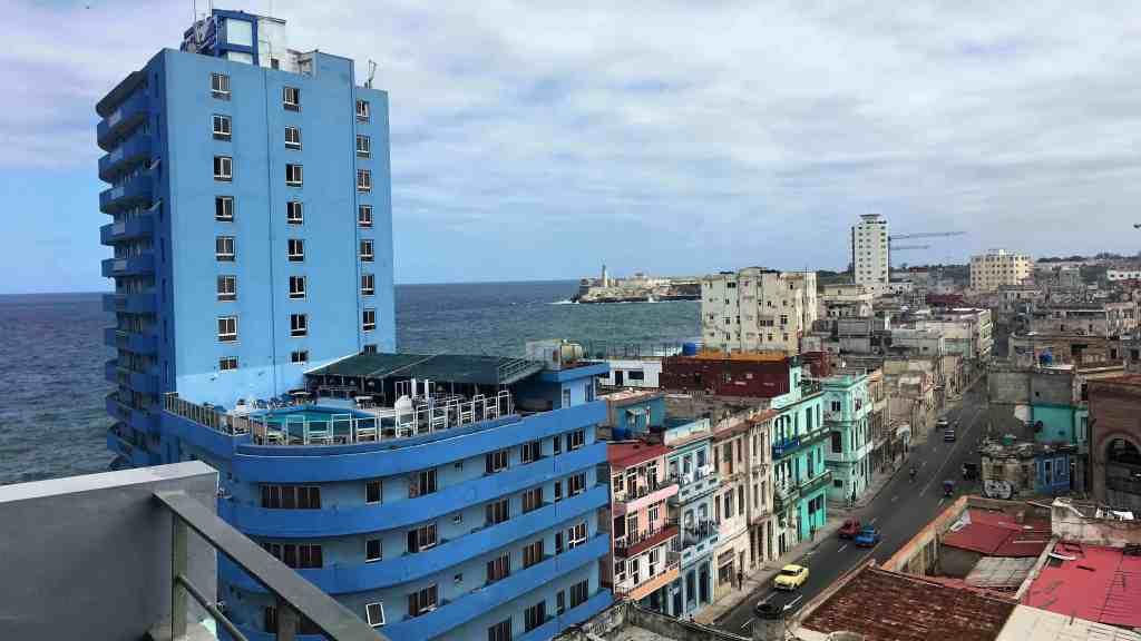 Airbnb Havana - View From Balcony - Luxury Travel Hacks