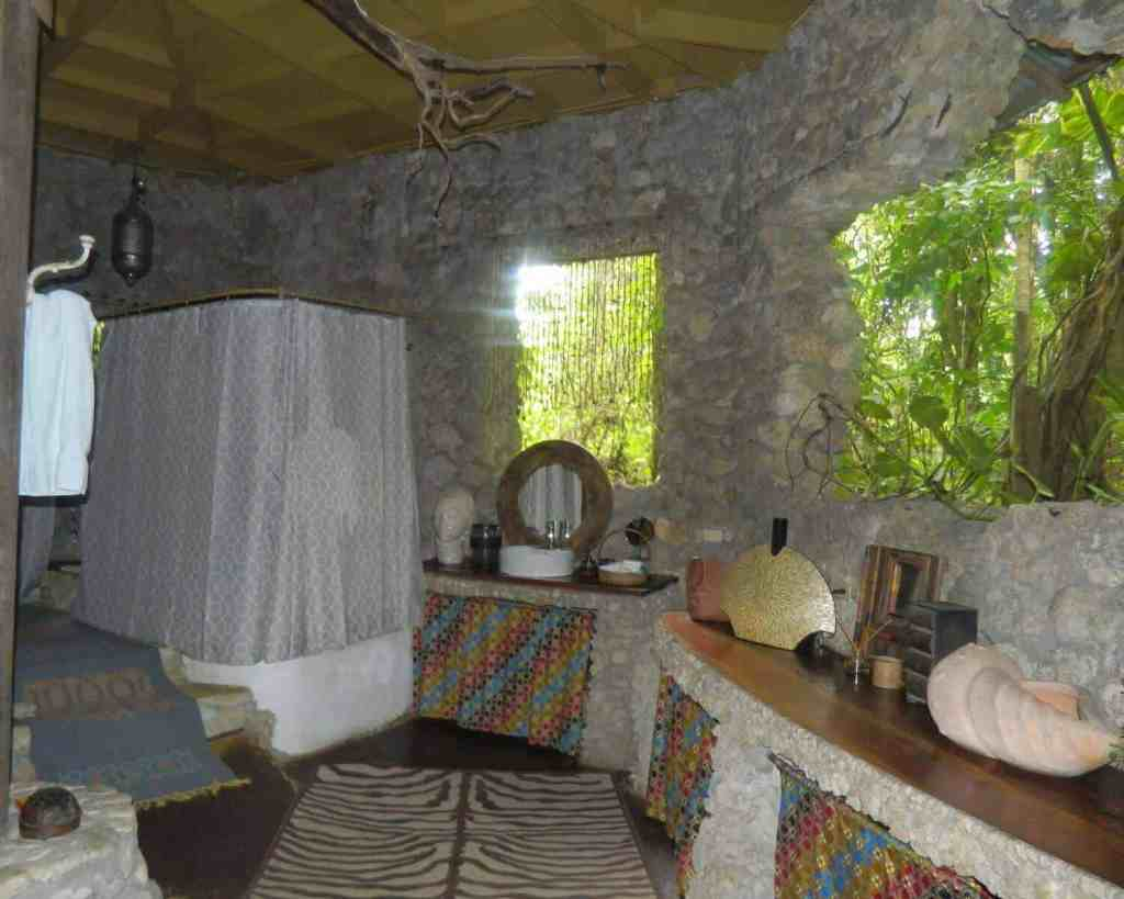 Coolest Airbnb - Inside a Great Hut Jamaica - Luxury Travel Hacks