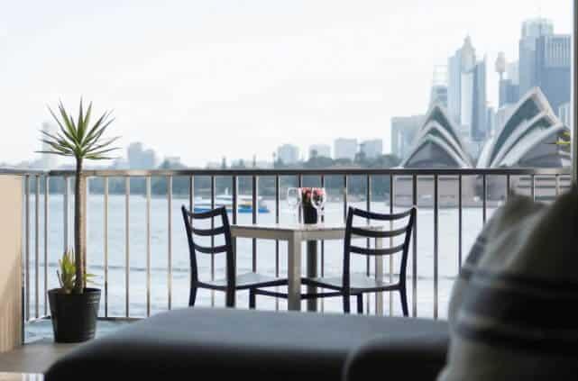 Airbnb Sydney Australia - Views of the Sydney Opera House - Luxury Travel Hacks