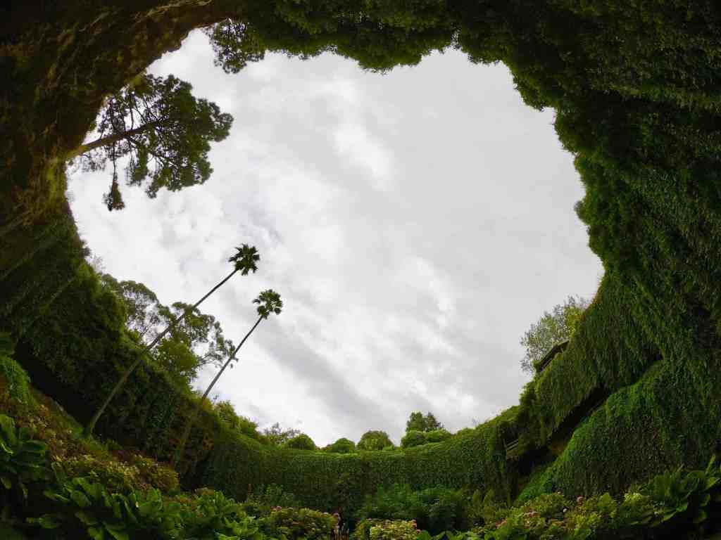 Umpherston Sink Hole - Adelaide to Melbourne