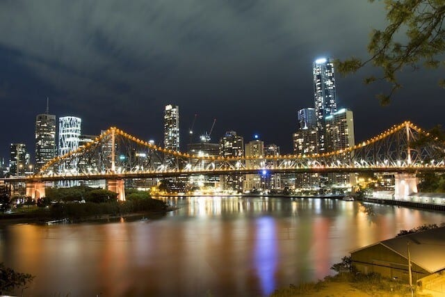 Story Bridge - Airbnb Brisbane City - Luxury Travel Hacks