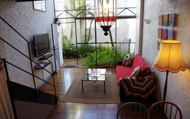 Living Space - Perth Airbnb - Luxury Travel Hacks