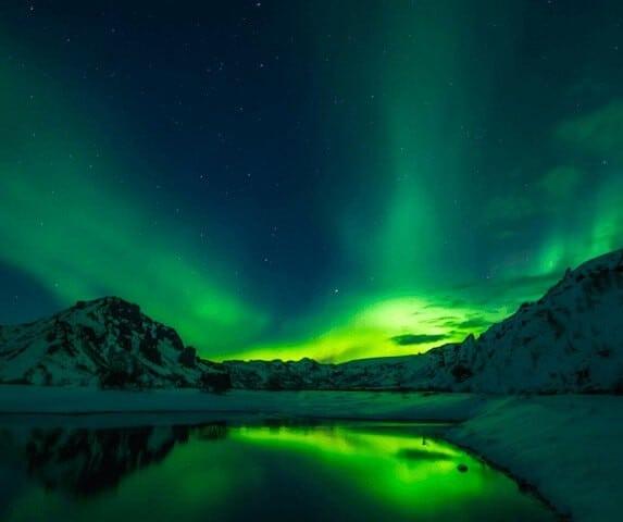 Aurora - Iceland Road Trip Akureyri to Reykjavik - Luxury Travel Hacks