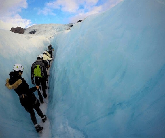 Glacier Hike - South Iceland - Luxury Travel Hacks