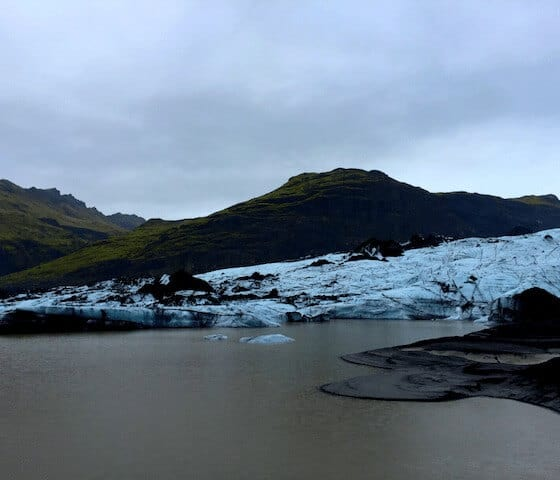 Solheimajokull Glacier- South Iceland - Luxury Travel Hacks