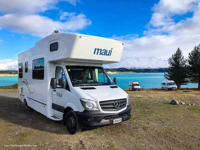 Maui Campervan New Zealand - Luxury Travel Hacks