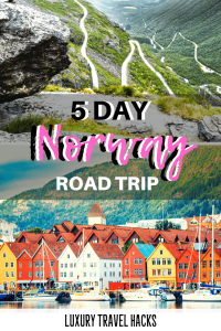 5 Day Road Trip Tour of Norway_ Itinerary incl. the Fjords - Luxury Travel Hacks