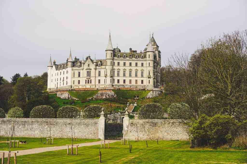 Dunrobin Castle - North Coast 500, Scotland - Best European Road Trips - Luxury Travel Hacks