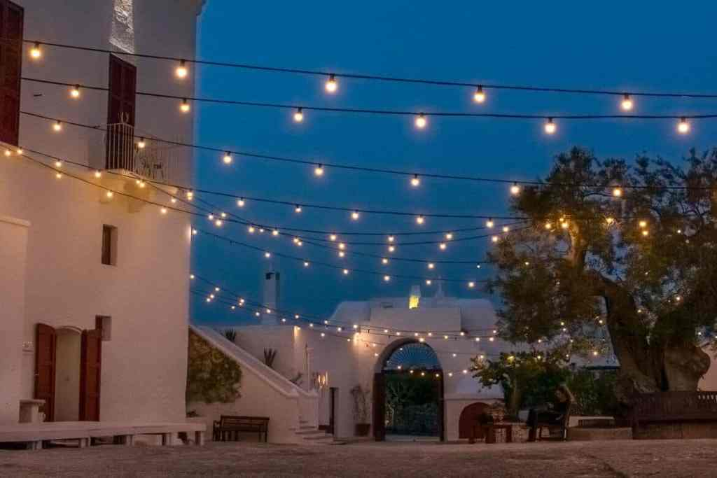 Outside Masseria Torre Coccaro - Italy - Accommodation in Europe - Luxury Travel Hacks