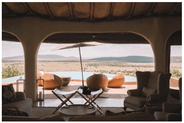 View at Olarro Plains - Kenya - Romantic Hideaways Africa - Luxury Travel Hacks