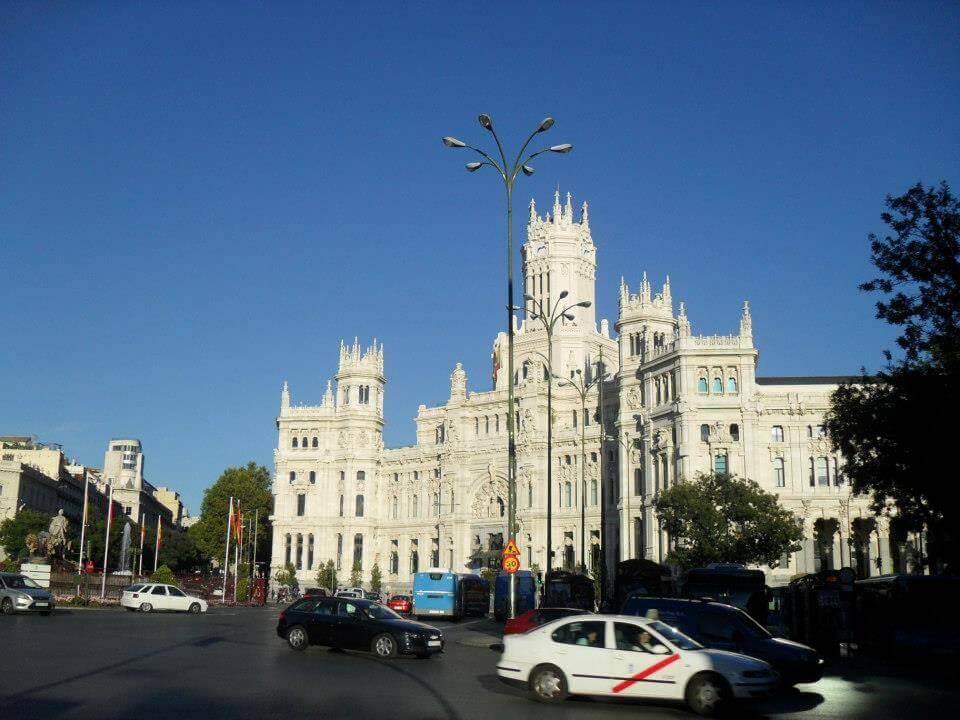 Plaza de Cibeles - Layover in Madrid - Luxury Travel Hacks