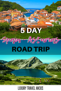 SPAIN Road Trip - 5 Days In Asturias - Luxury Travel Hacks