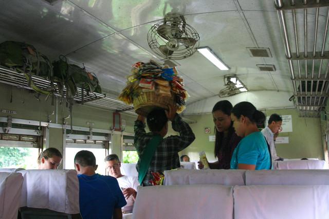 train myanmar burma