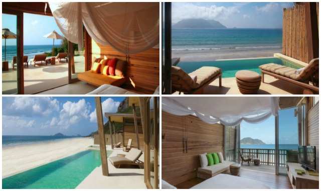 most luxurious island hotel vietnam six senses con dao